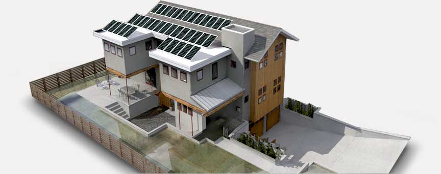 Sketchup Skelion solar design plugin renewable energy.